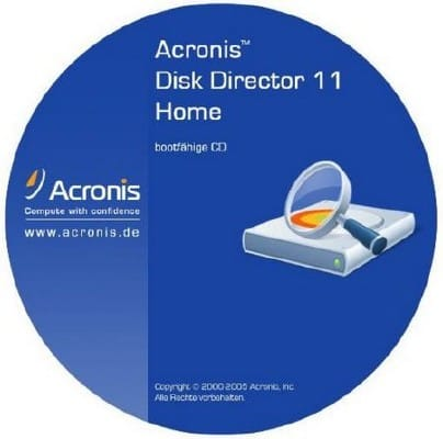Acronis Disk Director Suite 11 Home Rus (x32/x64)