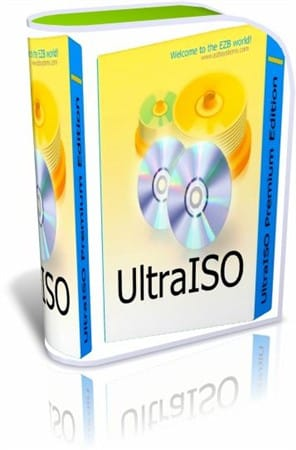 UltraISO Premium Edition 9.6 (русская версия)