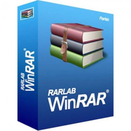 WinRAR для Windows (версия 3.80)