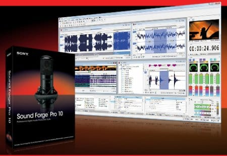 Sound Forge Pro Rus Portable